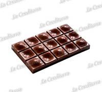 Поликарбонатная форма для шоколада MARTELLATO MA2008