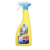 Flash Спрей для кухни и ванны (с хлоркой)750 мл.