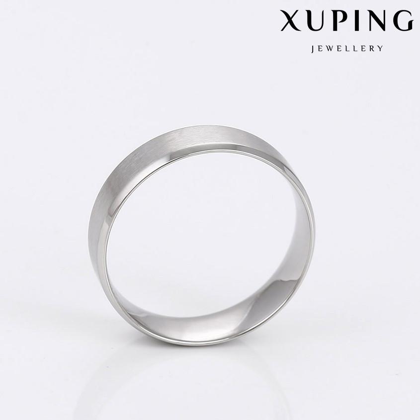 Кольцо обручальное 14783 размер 24, ширина 5 мм, позолота Белое Золото
