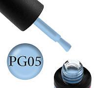 Гель-лак для ногтей Naomi Plastic Geometry № 05