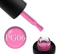 Гель-лак для ногтей Naomi Plastic Geometry № 06