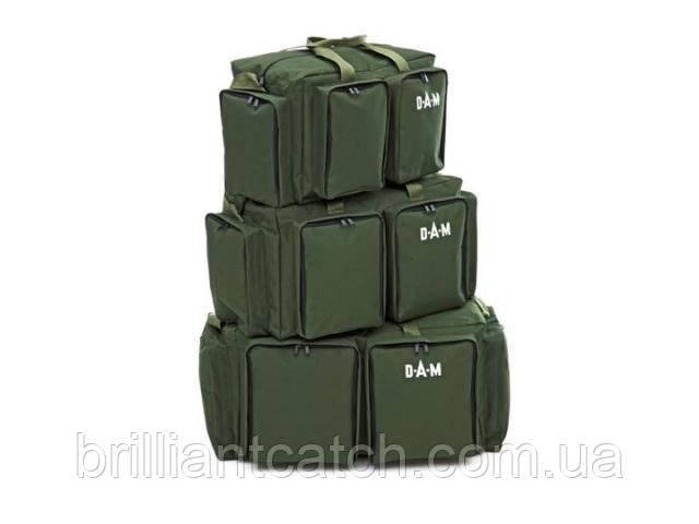 Сумка карповая DAM Carp Carryall Large  50x30х35см