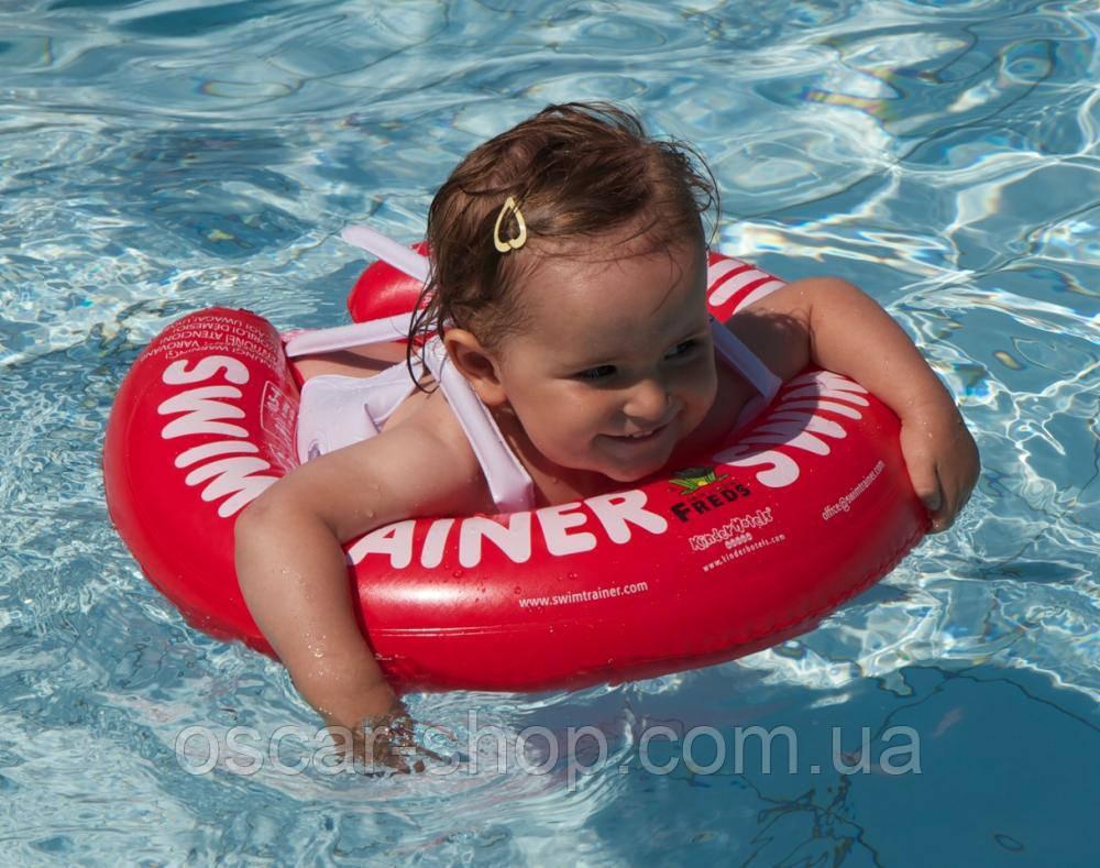 Безопасный детский надувной круг / круг для начинающих / надувной круг для малышей от 3 мес до 4 лет