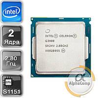 Процессор Intel Celeron G3900 (2×2.80GHz/2Mb/s1151) BOX