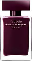 Женский парфюм Narciso Rodriguez L'Absolu For Her ( Нарцисо Родригес Эль Абсолю Фо Хе) 100 мл