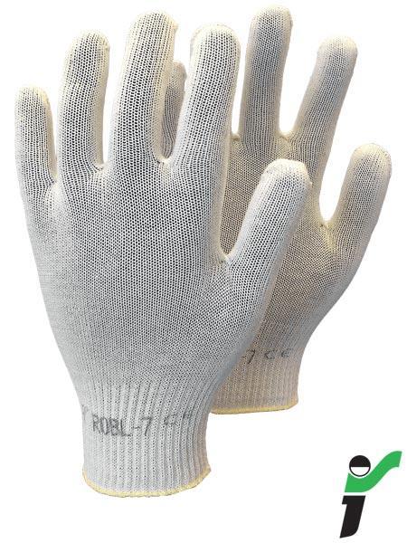 Защитные перчатки из хлопка RJ-WKS BE