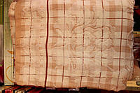 Махровая простыня - махра/лён (полуторное)