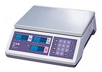 Весы торговые CAS ER JR-15 CB