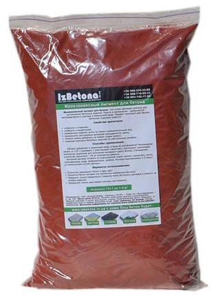 Краситель для бетона Красный S130 2 кг