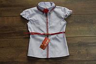 Блузка для девочек ( 100% Хлопок ) 146- 152 рост
