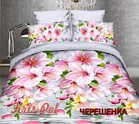 Полуторный набор постельного белья 150*220 из Полиэстера №85482 KRISPOL™