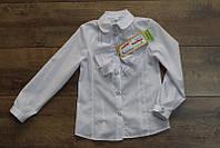 Блузка для девочек ( 100% Хлопок ) 122- 152 рост