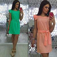 Стильное женские летнее платье Modest 140 грн.