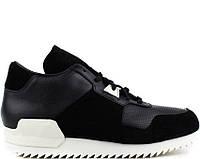 Кроссовки женские Adidas Originals ZX700 Remastered Black White