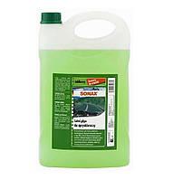 Летняя жидкость для омывателя SONAX 4л яблоко 261405