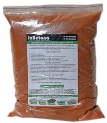 Пигмент для бетона Оранжевый 960 750 гр