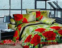 Полуторный набор постельного белья 150*220 из Полиэстера №85548 KRISPOL™