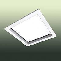 Светодиодный светильник   HOLE S 24W 2800Lm потолочный врезной точечный офисный для интерьеров