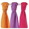Бамбуковые пеленки ХККО ВМВ 70х70 - Цветная коллекция, Красные небеса 3шт