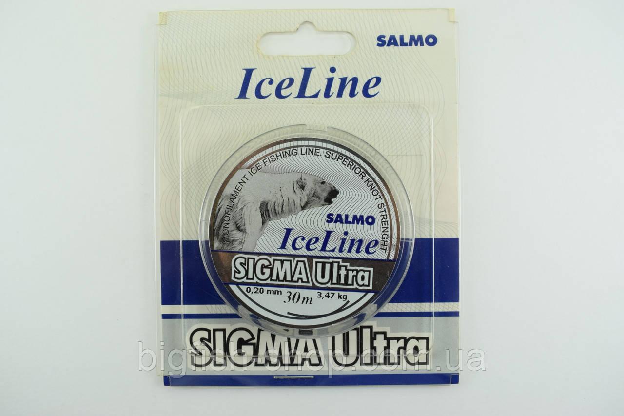 Леска Sigma Ultra Salmo 0.17 мм.