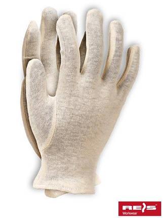 Защитные перчатки Х/Б RWK E, фото 2