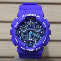 Часы Casio G-Shock Blue