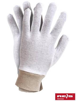 Защитные перчатки Х/Б RWKSB W, фото 2