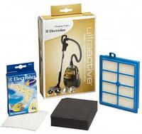 Набор мешков (4шт) USK1 S-BAG + 2 фильтра для пылесоса Electrolux 9001670919