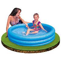 Надувной бассейн для детей Intex 114х25 см
