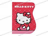 Блокнот вырубка, клей, 60л., А6 Hello Kitty /1/50/100/(HK13-223K)