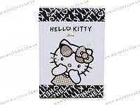 Блокнот тверд. обложка, 80л., А6 Hello Kitty Diva /1/50/100/(HK13-228K)