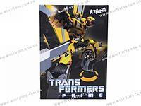 Блокнот тверд. обложка, 80л., А6 Transformers /1/50/100/(TF14-228K)