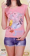 Комплект женский майка+шорты  80719