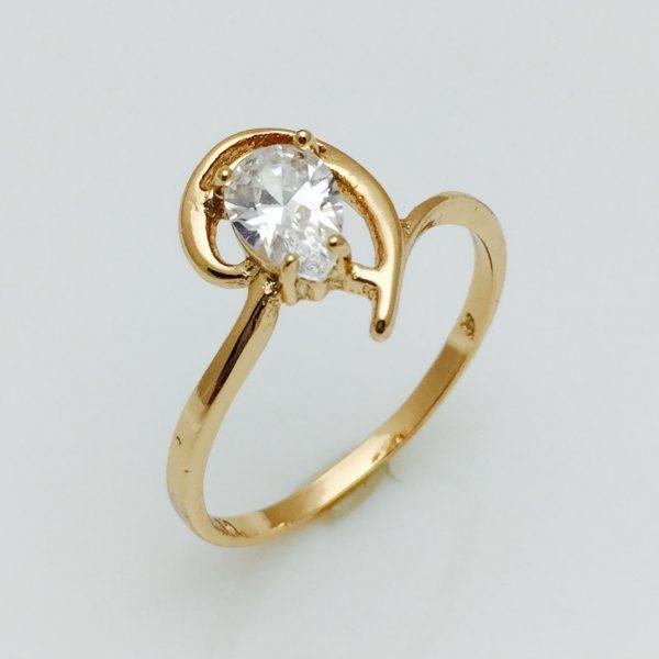 Кольцо на палец Банти, размер 20