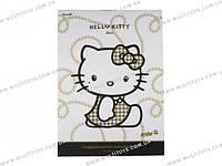 Гофрокартон цветн. (10л/10цвет.) A4 Hello Kitty D /1/100//(HK13-256К)