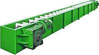Скребковый конвейер (транспортер) СК-100