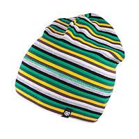 Комплект для мальчика шапка и снуд трикотажные TuTu 3-003626/3-003693