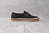 Adidas сліпони/кеди Black (ЧЕРНЫЕ), фото 1