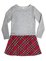Платье люрекс для девочки арт. 120149