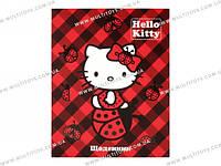 Дневник школьный, глиттер Hello Kitty-2 /1/30/120/(HK14-261-2K)