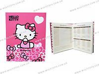 Дневник школьный, глиттер Hello Kitty-3 /1/30/120/(HK14-261-3K)