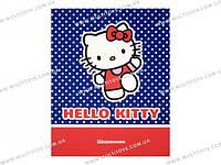Дневник школьный, глиттер Hello Kitty-4 /1/30/120/(HK14-261-4K)