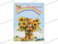 Дневник школьный, УФ-лак Popcorn the Bear /1/30/120/(PO13-261K)
