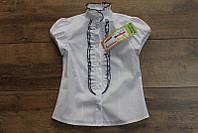 Блузка для девочек ( 100% Хлопок ) 146, 152 рост