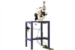 PR 15 Otomatik süs çakma ve inci boncuk Makinesi