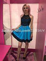 Женское гипюровое платье Poliit 8985, фото 1