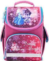 """Ранец школьный ортопедический """"трансформер"""" KITE Princess Dream Kite K17-500S-1"""