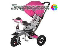 Детский трехколесный велосипед Crosser T 350 Eco - Розовый