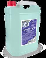 Противоморозная добавка (пластификатор) в бетон МОРОЗОБЕТ 5л