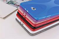 TPU чехол на Samsung Galaxy Tab A 10.1 (4 цвета)